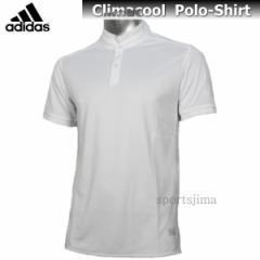 adidas アディダス Climacool ポロシャツ 半袖 BIM40 AP3850 ホワイト