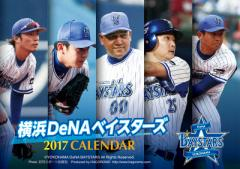2017年卓上 横浜DeNAベイスターズカレンダー