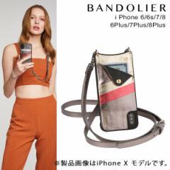 BANDOLIER バンドリヤー iPhone8 iPhone7 7Plus 6s ケース スマホ アイフォン プラス EMMA ASH RAINBOW メンズ レディース アッシュ