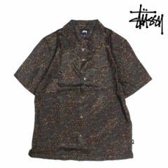 ステューシー STUSSY シャツ メンズ 半袖 PAISLEY SHIRT オリーブ 111961 4/11 新入荷