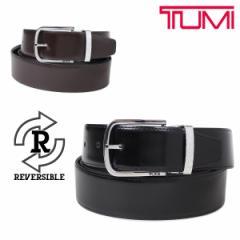 TUMI トゥミ ベルト メンズ レザー ブラック ブラウン リバーシブル フランス製 ビジネス カジュアル 1349 6/5 新入荷