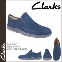 クラークス オリジナルズ Clarks ORIGINALS スリッポン シューズ TORPEDO 34445 メンズ