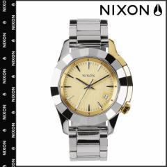 ニクソン NIXON 腕時計 38mm ウォッチ 時計 A288 シルバー ライトゴールド MONARCH メンズ レディース