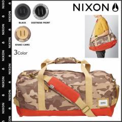 ニクソン NIXON 2WAY ダッフルバッグ ボストンバッグ 32L C2188 PIPES DUFFLE メンズ レディース