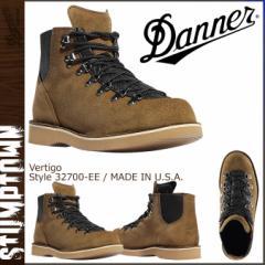 ダナー Danner ブーツ VERTIGO 32700 EEワイズ メンズ