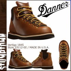 ダナー Danner ブーツ VERTIGO 1845 1845 33112 EEワイズ メンズ