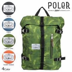 ポーラー POLER リュック バックパック 532021 メンズ レディース
