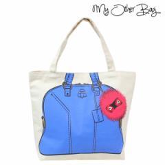 マイアザーバッグ My Other Bag トートバッグ エコバッグ B01-64 レディース