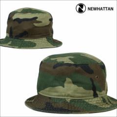 NEWHATTAN ニューハッタン 帽子 ハット バケットハット メンズ レディース