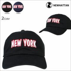 NEWHATTAN ニューハッタン 帽子 キャップ カーブキャップ メンズ レディース
