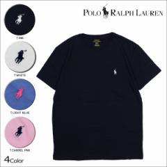 POLO RALPH LAUREN ポロ ラルフローレン Tシャツ 半袖 Uネック メンズ レディース