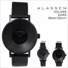 クラス14 メンズ KLASSE14 42mm 36mm レディース 腕時計 VOLARE DARK ヴォラーレ VO14BK002M VO14BK002W