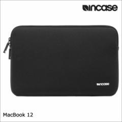 INCASE インケース バッグ パソコンバッグ PCケース 12インチ NEOPRENE CLASSIC SLEEVE FOR MACBOOK 12 CL60663 レディース メンズ ブラ