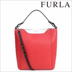 FURLA フルラ バッグ ショルダー ハンドバッグ レディース レッド FANTASIA 800781
