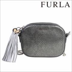 FURLA フルラ バッグ ショルダー ハンドバッグ レディース グレー SOFT 830348