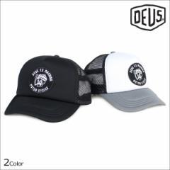 デウスエクスマキナ Deus ex Machina キャップ 帽子 メンズ レディース メッシュキャップ SMOKEY TRUCKER MESH CAP