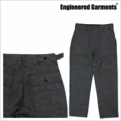 ENGINEERED GARMENTS エンジニアードガーメンツ パンツ メンズ ファティーグパンツ FATIGUE PANT F7F0659 グレー