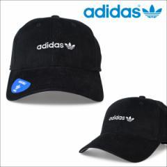 アディダス キャップ 帽子 adidas originals メンズ レディース ストラップバック コットン ブラック CH7300