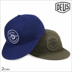 デウスエクスマキナ Deus ex Machina キャップ 帽子 メンズ レディース ベースボールキャップ FELT BASEBALL CAP DMF77753