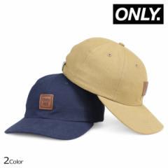 ONLY NY オンリーニューヨーク キャップ 帽子 メンズ レディース CUBE POLO HAT ネイビー ベージュ