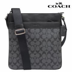 コーチ COACH メンズ バッグ ショルダーバッグ F71877 チャコール ブラック