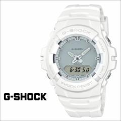 カシオ CASIO G-SHOCK 腕時計 白 G-100CU-7AJF ジーショック Gショック G-ショック メンズ レディース 時計 ホワイト