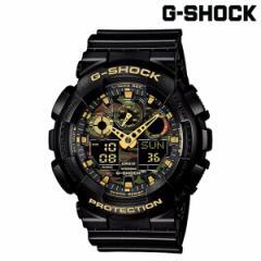 カシオ CASIO G-SHOCK 腕時計 GA-100CF-1A9JF CAMOUFLAGE DIAL SERIES Gショック GSHOCK ブラック カモ メンズ レディース