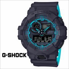 カシオ CASIO G-SHOCK 腕時計 GA-700SE-1A2JF ジーショック Gショック G-ショック ブラック メンズ レディース