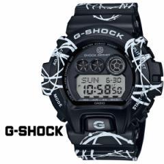 CASIO カシオ G-SHOCK 腕時計 コラボ FUTURA GD-X6900FTR-1JR ジーショック Gショック G-ショック メンズ レディース