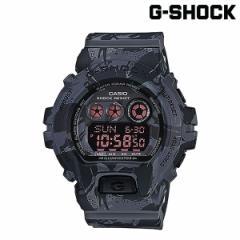 カシオ CASIO G-SHOCK 腕時計 GD-X6900MC-1JR CAMOUFLAGE SERIES Gショック G-ショック ブラック カモ 迷彩 メンズ レディース