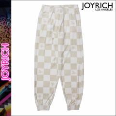 ジョイリッチ JOYRICH パンツ イージーパンツ スウェットパンツ ベージュ BOXED ANGEL PANTS メンズ