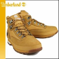 ティンバーランド Timberland EURO HIKER ブーツ ユーロハイカー 91566 ウィート メンズ