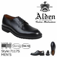 オールデン ALDEN シューズ MOCC TOE BLUCHER Dワイズ 7117S メンズ