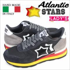 アトランティックスターズ スニーカー レディース Atlantic STARS ベガ VEGA ネイビー AB 89B