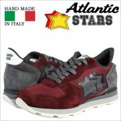 アトランティックスターズ メンズ スニーカー Atlantic STARS アンタレス ANTARES BPB-63N 靴 バーガンディー