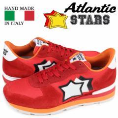 アトランティックスターズ メンズ スニーカー Atlantic STARS アンタレス ANTARES FR-85B レッド [5/12 再入荷]