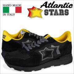 アトランティックスターズ メンズ スニーカー Atlantic STARS アンタレス ANTARES NTG-72N 靴 ブラック