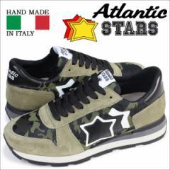 アトランティックスターズ メンズ スニーカー Atlantic STARS シリウス SIRIUS TM3 81N 靴 カモ
