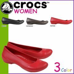クロックス crocs レディース サンダル パンプス ジアンナ CROCS GIANNA FLAT W 14573 海外正規品