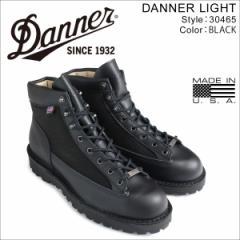 ダナー ダナーライト ブーツ Danner DANNER LIGHT 30465 MADE IN USA メンズ ブラック [5/18 追加入荷]