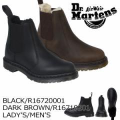 ドクターマーチン Dr.Martens サイドゴアブーツ チェルシーブーツ レディース WOMENS LEONORE CHELSEA BOOT R16719201 R16720001 メンズ