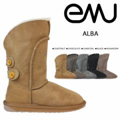 emu エミュー アルバ ムートンブーツ ALBA W10088 レディース