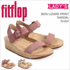 FitFlop サンダル フィットフロップ ボン レザード BON LIZARD PRINT SANDAL C86 レディース
