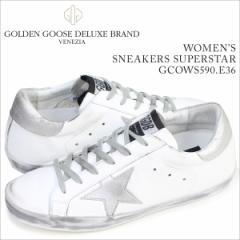 ゴールデングース Golden Goose スニーカー レディース スーパースター SNEAKERS SUPERSTAR イタリア製 GCOWS590 E36 靴 5/19 再入荷
