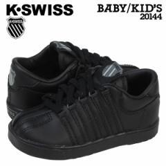 ケースイス K-SWISS キッズ スニーカー CLASSIC CHILD 20144 ブラック