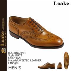 ローク Loake 1880 バッキンガム ウイングチップ シューズ BUCKINGHAM CALF OXFORD FULL BROGUE フィッティングF MADE IN UK レザー BUCT