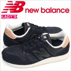 ニューバランス 520 レディース new balance スニーカー WL520BK Bワイズ 靴 ブラック