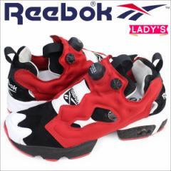 リーボック ポンプフューリー レディース スニーカー Reebok INSTAPUMP FURY OG ACHM AR0446 靴 レッド