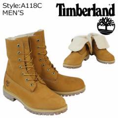 ティンバーランド Timberland HERITAGE FOLD-DOWN WARM FLEECE LINED BOOT ブーツ ヘリテージ フォルドダウン フリース ライン A118C ウ