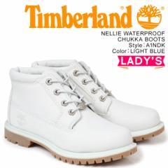 ティンバーランド チャッカ レディース Timberland ブーツ WOMEN'S NELLIE WATERPROOF CHUKKA BOOTS A1NDK Wワイズ 1/25 新入荷